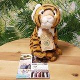 Eco Nation R-Pet tijger bij Greenpicnic