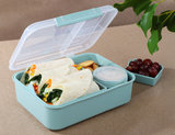 GreenPicnic - Bento lunchbox van gerecycled plastic