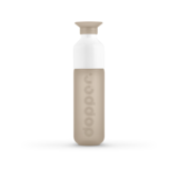 Dutch Dune Dopper, zandkleurige drinkfles - GreenPicnic