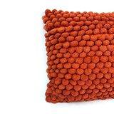 Detail Imbarro sierkussen Popcorn orange Greenpicnic