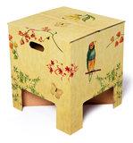 Zachtgele Japanese Blossom Dutch Design Chair - GreenPicnic
