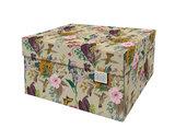 Botanical Storage Box van Dutch Design Brand - GreenPicnic