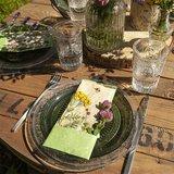 Make it a GreenPicnic met de fsc eco servetten met natuurlijke printjes