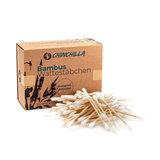 Chinchilla wattenstaafjes 200 stuks, gemaakt van biologisch bamboe - GreenPicnic