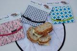 green picnic herbruikbare lunchwrap van KeepLeaf