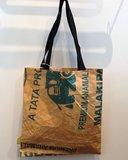 GreenPicnic teabag, tas van gerecyclede theezakken