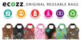 GreenPicnic duurzame opvouwbare Ecozz tassen van gerecyclede plastic petflessen