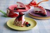 Zuperzozial gebaks  bordjes take the cake Rainbow