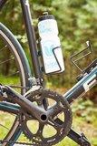 Bio Bidon van tulper in fiets