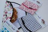 GreenPicnic lunchwraps, lunchverpakkinv van keep leaf