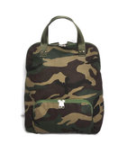 Fairtrade rugzak canvas Camouflage
