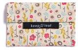 Keepleaf lunch baggie M Bloom, lunchzakje GreenPicnic