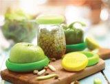 Foodhuggers siliconen doppen voor fruit en groente