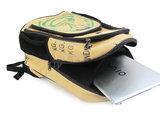 Binnenzijde Ragbag backpack Fairtrade rugtas