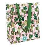 rPET tas met palm bladeren print GreenPicnic