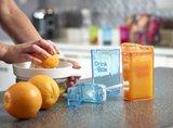 Drink in the box met vers sap