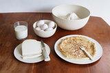 Bamboe serviesgoed van Zuperzozial Hammered white