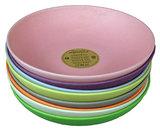 Zuperzozial Deep Bite Plate diepe bamboe borden