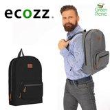 Ecozz voyager Rugtassen van gerecycled plastic