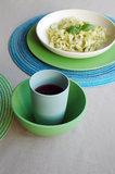 Bamboe serviesgoed van Zuperzozial