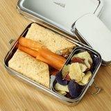 Broodtrommel Slice of Green lunchbox RVS