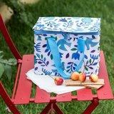 REX cool lunch bag Folk Doves