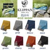 KLippan dekens en plaids bij Greenpicnic