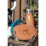 The ZOO Lunchbox en drinkfles Bambi hertje