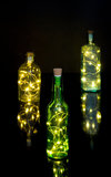String Bottle light in flessen