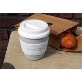 Zuperzozial coffee to go beker Powder Blue