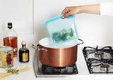 Sous vide koken met Stasher Bag Aqua