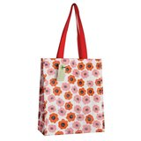 REX London shopping bag poppy