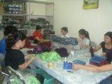 werkplaats Fairtrade tassen Teranga