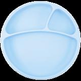 Minikoioi blauw vakkenbord van siliconen