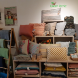 Imbarro kussens in GreenPicnic store