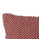 Imbarro sierkussen poppy pink