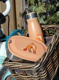 The zoo Fox lunchbox en warmhoudfles