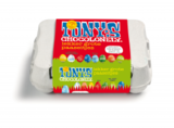 Tony's chocolonely paaseitjes chocolade