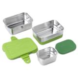 RVS lunchbox Blue Water Bento 3in1 splash box
