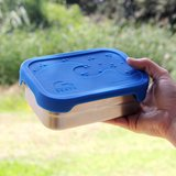 Blue Water Bento lunchbox RVS