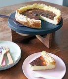 Zuperzozial Cake tray zwart van bamboe - GreenPicnic