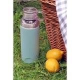 Cababaz thermosfles blauw picknick