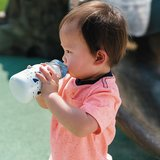 Kid kanteen Sippy Cap drinkfles RVS
