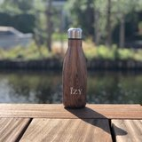 Izy bottle Design brown 350ml GreenPicnic