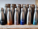 Izy Bottles Gradient diverse kleuren 350 ml