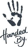 Handed By shopper lumberjack sunset cream white GreenPicnic logo
