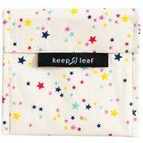Keepleaf lunchzakje Stars met sterren print