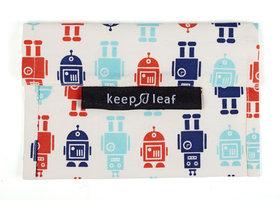 KeepLeaf Lunch zakje Medium Robot