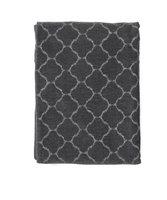 Klippan deken van Organic Cotton Hjördis Warm Grey