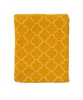 Klippan deken van Organic Cotton Hjördis Saffron
